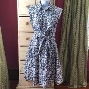 Women's Merona Button up Dress